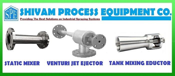 We manufacture Industrial Process Equipment in India.
